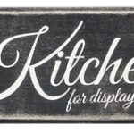 Kitchen for display only 5816
