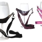 Wine Yoke Glass Holder 8783 - 8784 - 8785