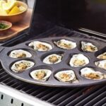 1076n Oyster grill pan