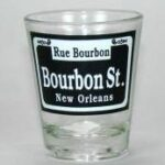 691 bourbon st shot